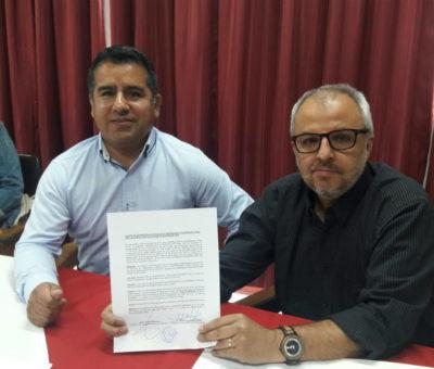 Bomberos de San Felipe recibirá un millón de pesos al mes por cobro de parquímetros