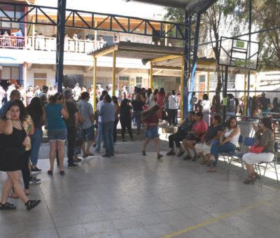 En Llay Llay fue la única comuna que realizó Consulta Ciudadana con voto de papel