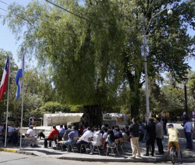En Putaendo potencian como sitio histórico Pimiento donde San Martín amarró su caballo