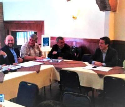 Los Andes se incorpora a la Asociación de Ciudades Puerto