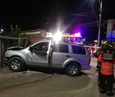 Formalizarán por cuasi delito de homicidio a conductor de fatal accidente automovilístico en Los Andes