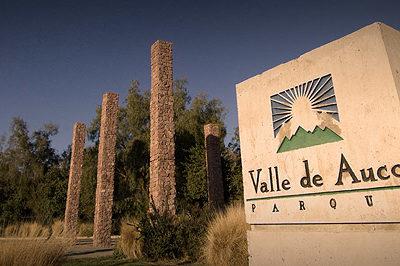 Asaltan oficinas administrativas del Cementerio Parque Valle de Auco en Rinconada