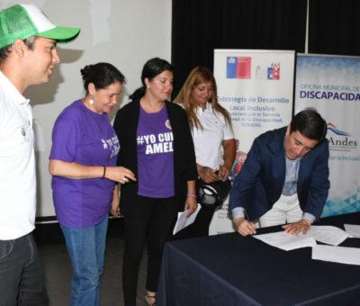 Estrategia de Desarrollo Local Inclusivo se implementa en la comuna de Los Andes