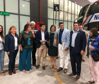Autoridades promocionan atractivos turísticos de la región en el Complejo Los Libertadores