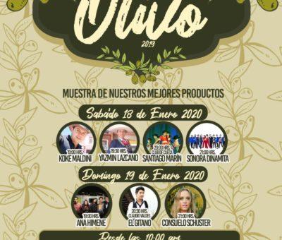 Feria del Olivo en Santa María se toma el fin de semana en Aconcagua