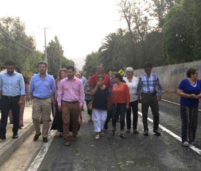 Inauguran nuevo puente Las Palmas y enlace O'Higgins en Llay Llay que demandaron inversión de más de $3.300 millones