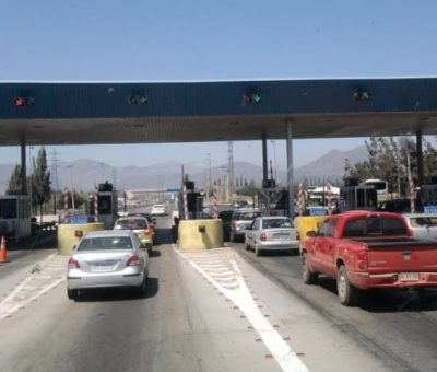 Delincuentes a mano armada asaltan el Peaje Las Vegas en Llay Llay