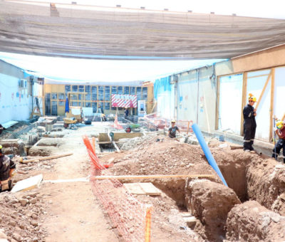 En plena ejecución obras por más de $2 mil millones para instalar resonador magnético en el hospital de San Felipe