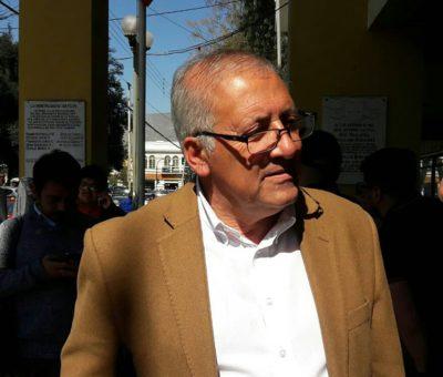 Guillermo Reyes confirma que renunciará a la alcaldía de Putaendo