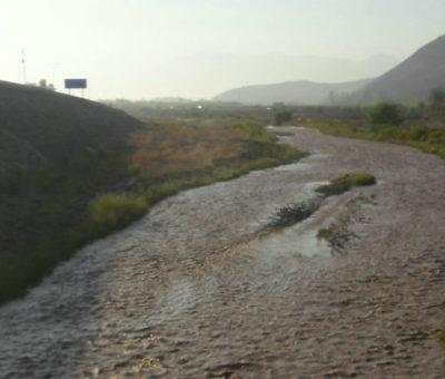 Alta turbiedad de aguas del Aconcagua obligan a ESVAL a realizar corte parcial de suministro en Los Andes