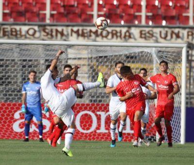 Unión San Felipe tuvo debut y despedida en Liguilla de Promoción