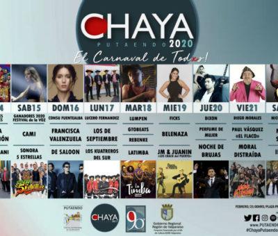 Fiesta de La Chaya de Putaendo celebra 90 años