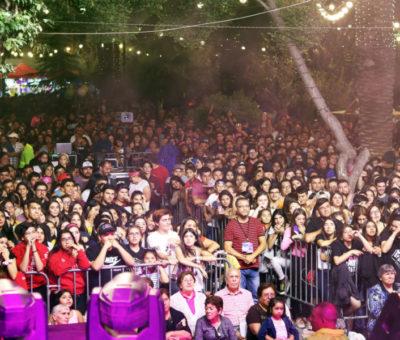 Con multitudinaria asistencia de público Carnaval de la Chaya de Putaendo está celebrando sus 90 años