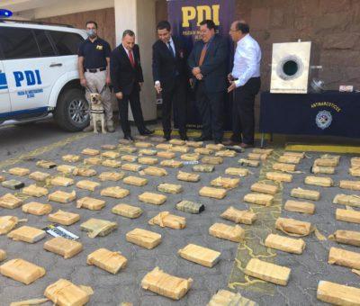 En peaje Las Vegas interceptan cargamento de cocaína avaluado en más de $1.800 millones de pesos