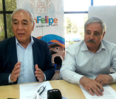 14 proyectos de pavimentos participativos anuncia San Felipe para el 2020
