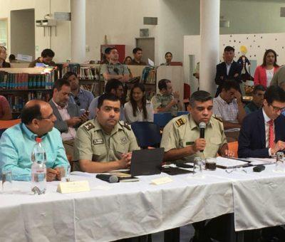 """Primer S.T.O.P. del 2020 entregado por Carabineros en Santa María resaltó efecto de """"Estallido Social"""""""