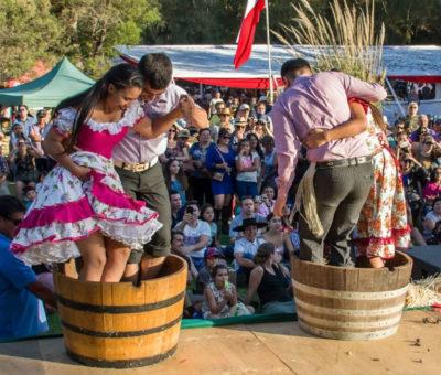 Panquehue comenzó preparativos de Fiesta de la Vendimia 2020