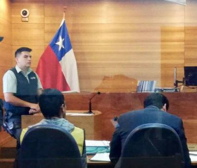 Por femicidio formalizan a detenido como presunto autor de la muerte de mujer encontrada en sitio eriazo en Los Andes