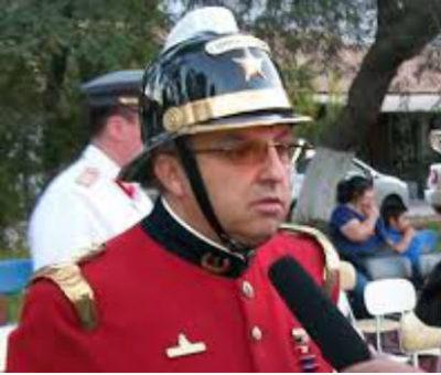 Bomberos de San Felipe suspendió celebración de sus 137 años de fundación