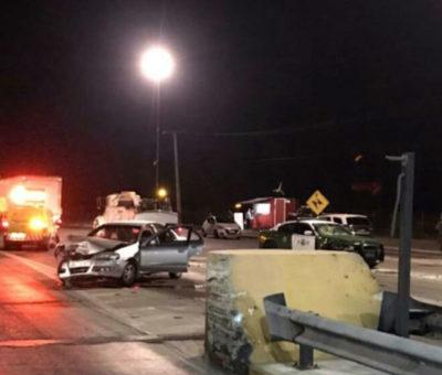 Murió hombre que chocó patrulla policial y recibió dos disparos de Carabineros en el peaje Las Vegas en Llay Llay
