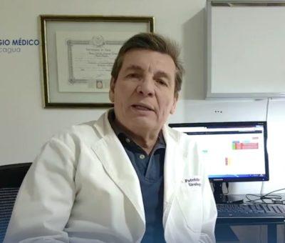 Colegio Médico Regional Aconcagua llama a los vecinos a evitar conductas de riesgo frente al coronavirus
