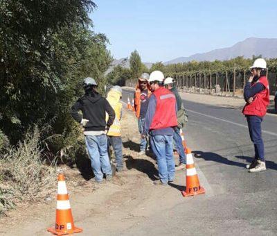 Partieron obras de alcantarillado en el sector La Troya de San Felipe