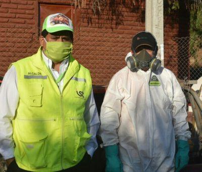 Alcalde Zurita molesto con Seremi de Salud por no informar oportunamente sobre primer caso de Coronavirus en Santa María