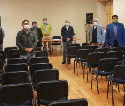 Acuerdo unánime de los Alcaldes de Aconcagua para no iniciar clases hasta que pase peak de contagios del Coronavirus