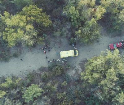 Encuentran con vida a vecina de Catemu desaparecida hace 4 días