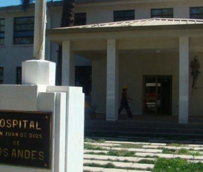 Médico recién llegado al hospital de Los Andes dio positivo a contagio de Coronavirus