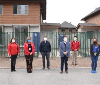 En Los Andes el Serviu entregó 490 viviendas de Integración Social