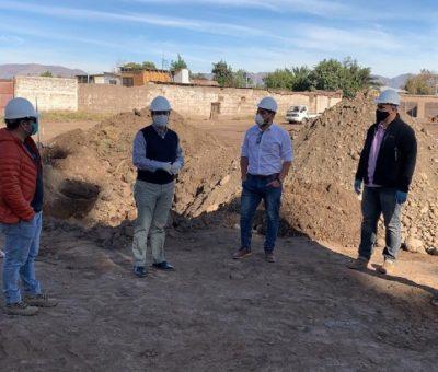 Sin contratiempos avanzan proyectos en ejecución en Los Andes