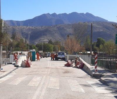 Este miércoles en marcha blanca se abrirá nuevo puente 25 de Mayo en Tierras Blancas