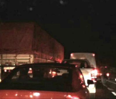 Molestia generalizada de conductores por esperas de más de 3 horas en Aduana Sanitaria en Cuesta Chacabuco